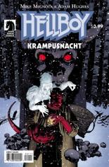 Hellboy Krampusnacht #1 Variant A