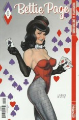 Bettie Page (2017) #6 Variant A