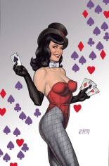 Bettie Page (2017) #6 Variant E: 20 Copy Virgin Incentive