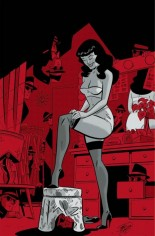 Bettie Page (2017) #6 Variant F: 30 Copy Virgin Incentive