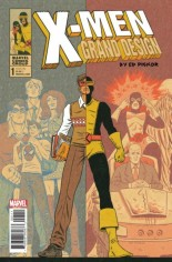 X-Men: Grand Design #1 Variant A