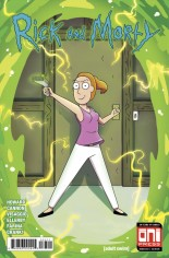 Rick and Morty (2015-2020) #33 Variant A