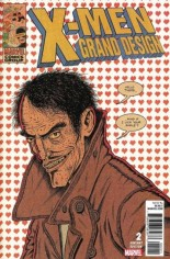 X-Men: Grand Design #2 Variant B