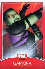 Guardians of the Galaxy (2018) #150 Variant B: Trading Card Variant