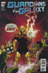 Guardians of the Galaxy (2018) #150 Variant G: Remastered Classic Variant