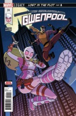 Unbelievable Gwenpool (2016-Present) #24