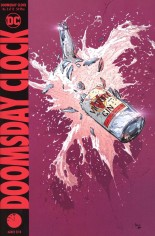 Doomsday Clock #3 Variant A