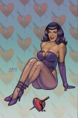Bettie Page (2017) #7 Variant E: 20 Copy Virgin Incentive