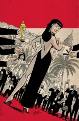 Bettie Page (2017) #7 Variant F: 30 Copy Virgin Incentive