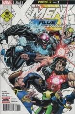 X-Men: Blue (2017-2018) #Annual 1 Variant A