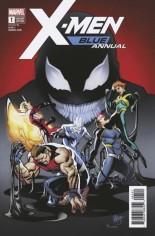 X-Men: Blue (2017-Present) #Annual 1 Variant B