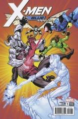 X-Men: Blue (2017-2018) #Annual 1 Variant C: Poison X Variant