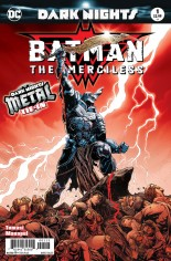 Batman: The Merciless #1 Variant C: 3rd Printing