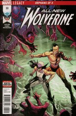 All-New Wolverine (2016-2018) #30