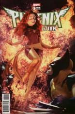 Phoenix Resurrection: Return of Jean Grey #5 Variant D