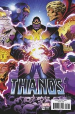 Thanos (2017-2018) #14 Variant C: 2nd Printing