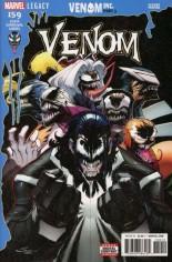Venom (2017-2018) #159 Variant D: 2nd Printing