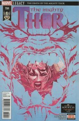 Mighty Thor (2017-Present) #704 Variant A