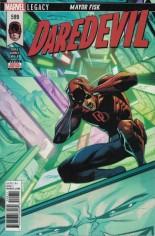 Daredevil (2017-2019) #599