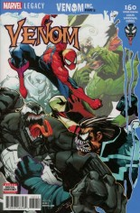 Venom (2017-2018) #160 Variant D: 2nd Printing