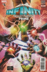 Infinity Countdown Prime #1 Variant B