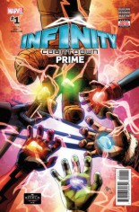 Infinity Countdown Prime #1 Variant A: Regular Cover