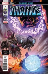 Thanos (2017-2018) #16 Variant A