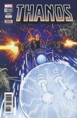 Thanos (2017-2018) #13 Variant G: 3rd Printing