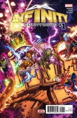 Infinity Countdown #1 Variant A