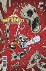 Infinity Countdown #1 Variant D