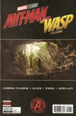 Marvel's Ant-Man And Wasp Prelude #1