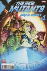 New Mutants: Dead Souls #1 Variant A