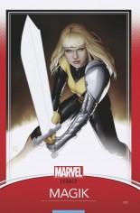 New Mutants: Dead Souls #1 Variant B
