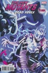 New Mutants: Dead Souls #1 Variant D