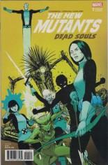 New Mutants: Dead Souls #1 Variant E