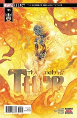 Mighty Thor (2017-Present) #705 Variant A