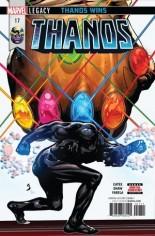Thanos (2017-2018) #17 Variant A