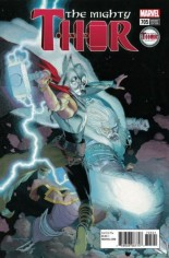 Mighty Thor (2017-Present) #705 Variant B: Mighty Thor Variant