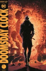 Doomsday Clock #4 Variant B