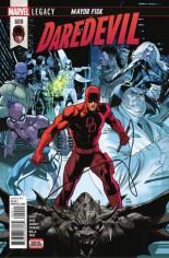 Daredevil (2017-2019) #600 Variant A
