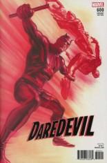 Daredevil (2017-2019) #600 Variant B