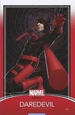 Daredevil (2017-2019) #600 Variant C: Trading Card Variant
