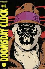 Doomsday Clock #1 Variant F: 3rd Printing