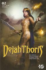 Dejah Thoris (2019-2020) #2 Variant E: Cosplay Photo Cover