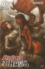 Red Sonja: Age Of Chaos (2020) #1 Variant A