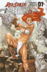 Red Sonja: Age Of Chaos (2020) #1 Variant W: Bonus FOC Variant