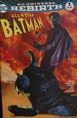 All-Star Batman (2016-2017) #1 Variant X: AOD Collectables Cover