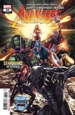 Avengers (2018-2021) #30 Variant A