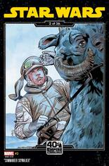 Star Wars (2020-2021) #2 Variant B: Empire Strikes Back Cover