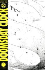 Doomsday Clock #12 Variant D: 2nd Printing